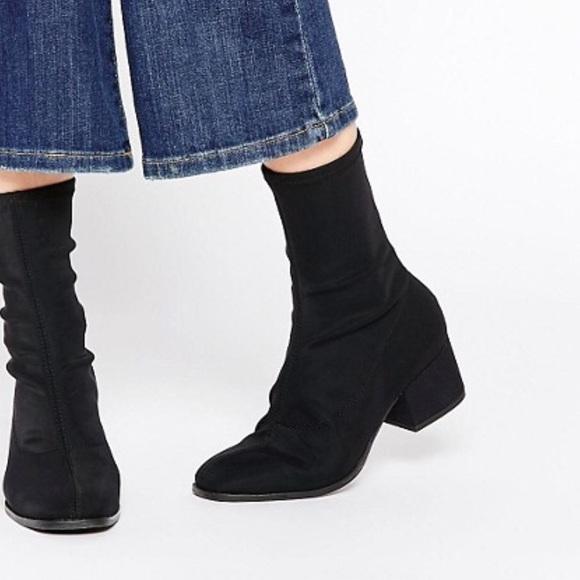 Vagabond Daisy Ankle Sock Boot